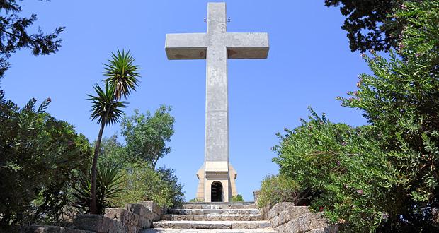 Filerimos kors