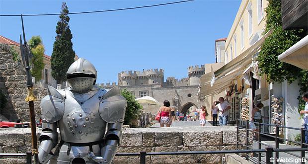 Gamle bydel ridder